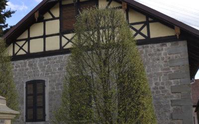 Kommunalbrau- und Backhaus Rügheim