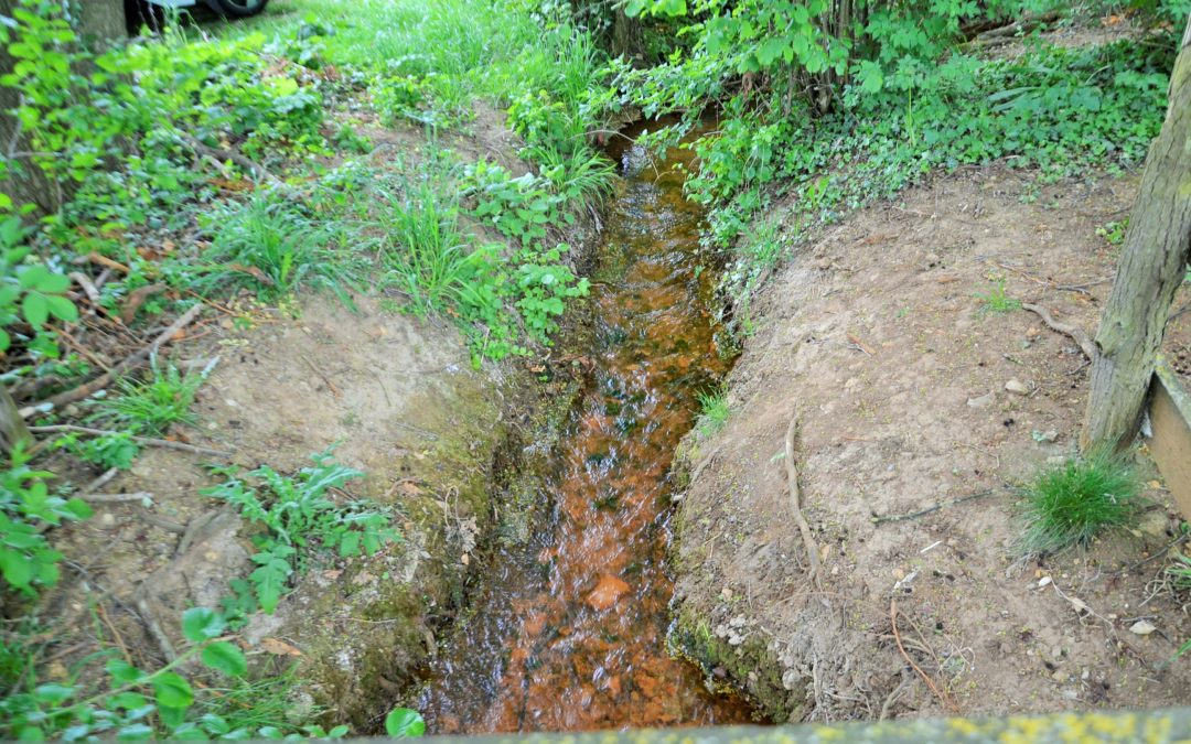 Stein- und Wasserpfad Wonfurt