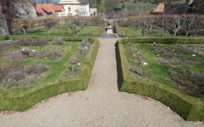 Schloss Oberschwappach – Umgestaltung der Parkanlagen