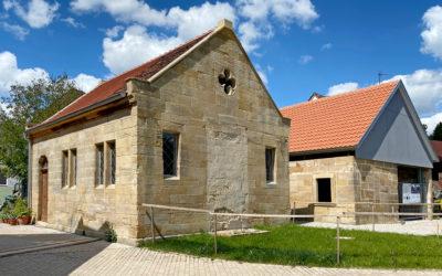 Ehemalige Synagoge Gleusdorf – Informationszentrum für die Orts- und Jüdische Geschichte