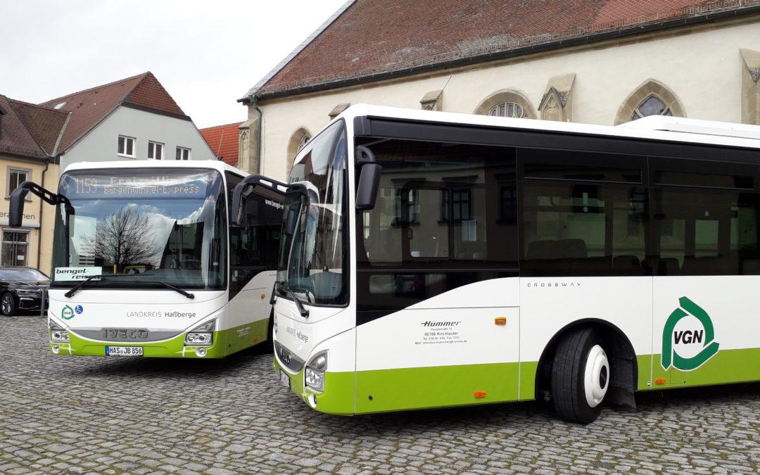 Mobilitätskonzept Landkreis Haßberge